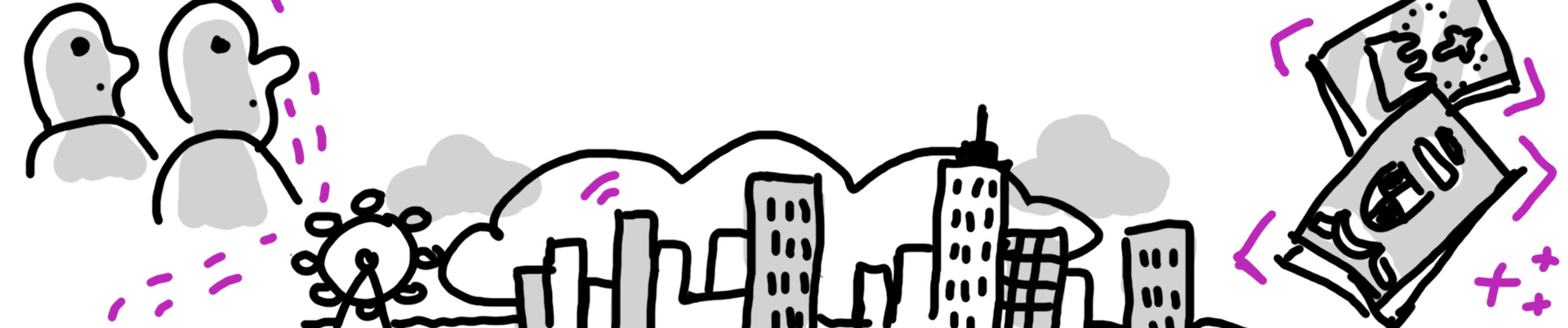 Comic banner - email seq
